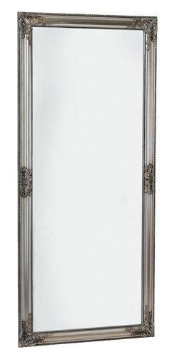 Tükör RUDE 72x162 ezüst