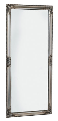 Mirror RUDE 72x162 silver