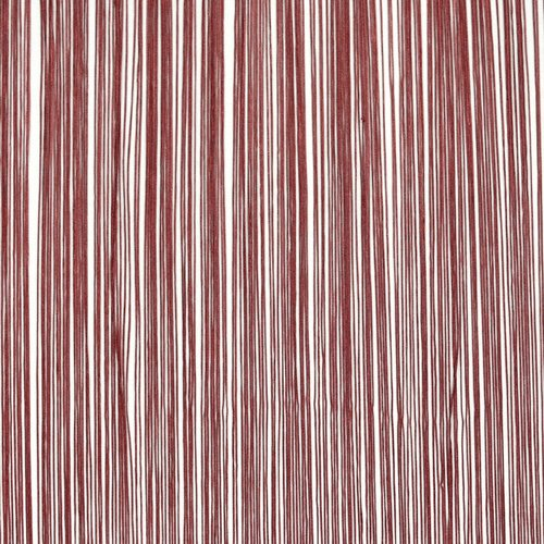 Perdea snur NISSER 90x245 roz