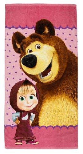 Ručnik MASHA & THE BEAR