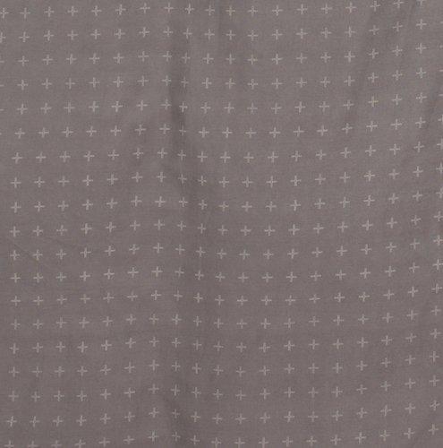 Obliečky KATJA DVOJ sivá