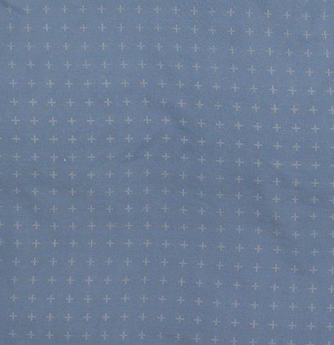 Set posteljine KATJA 200x220 plava