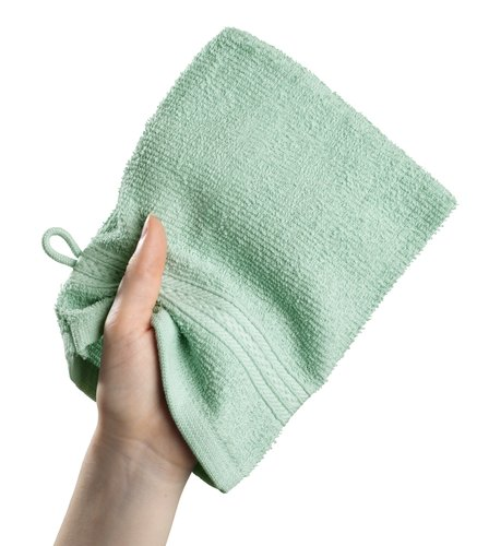 Washing glove UPPSALA mint