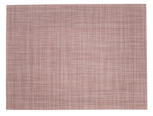 Dækkeserviet VALLMO 33x42 meleret rosa