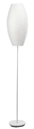 Talna svetilka ROBIN Ø27xV152 cm bela