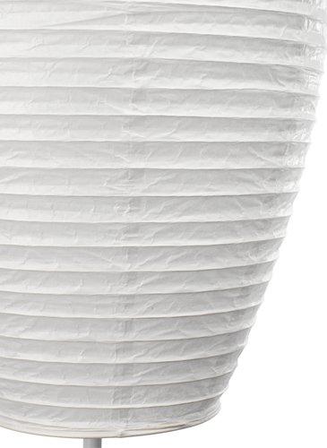 Podna lampa ROBIN Ø27xV152cm bijela