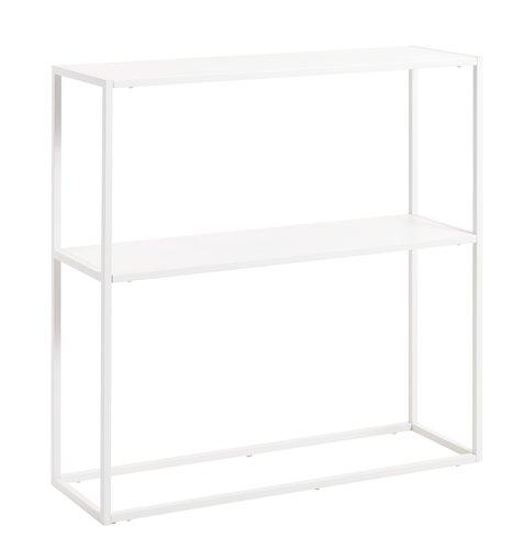 Konzolni stolić VIRUM 26x80 bijela