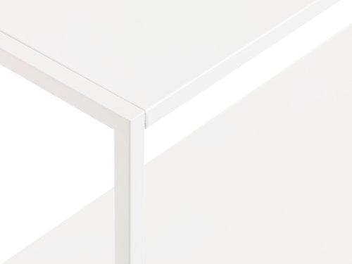 Avlastningsbord VIRUM 26x80 vit