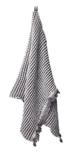 Handduk IDRE 50x70 grå SENSE