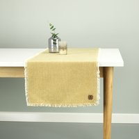 Table runner BEKKEBLOM 40x150 yellow