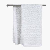 Ręcznik STIDSVIG 50x100cm biały KRONBORG