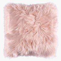 Подушка TAKS 40x40см розовый