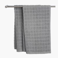 Handtuch KARBY hellgrau