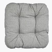 Μαξιλ. καρέκλας HASSELURT 40x40x8 γκρι