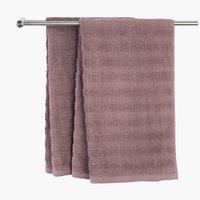 Кърпа TORSBY 65x130 тъмновиолетова