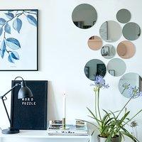 Specchio KALVEHUSE 10 pezzi