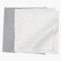 Cloth napkin HARSYRA 40x40 ass.