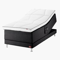 Verstelbaar bed 90x200 TEMPRAKON medium
