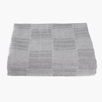 Bed throw STORRAPP 160x220 grey