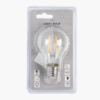Light bulb TORE 4W E27 LED 400 lumen
