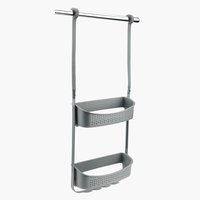 Shower storage SALEBY w/2 shelves