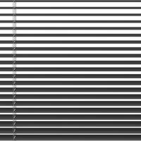 Persienn BRU 80x160cm alu grå