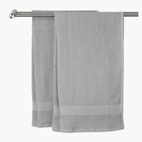 Bath towel UPPSALA light grey