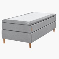 Boxspring 90x200 GOLD C35 latex