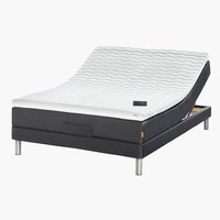 Elektr. bed 140x200 GOLD E40 traag