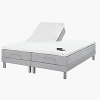 Elektr. bed 180x200 GOLD E40 traag