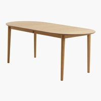 Dinning table EGENS 90x190/270 oak