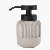 Soap dispenser FLODA grey
