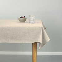 Tablecloth HARSYRA 140x240 nature