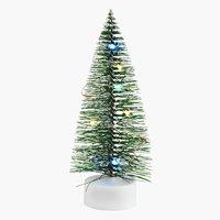 Коледно дърво GERE В15см с 10 LED