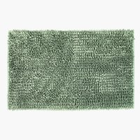 Bath mat BERGBY 50x80 mint