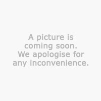 Shelf ROAR W30xL18xH50cm black w/glass