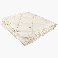 Одеяло KVANNDAL верблюж 135x200 560г