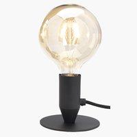 Pöytälamppu CONRAD Ø13cm LEDillä