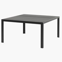Table JERSORE 140x140 noir