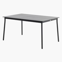 Table AGERMOSE W90xL150 grey