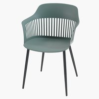 Chair RAVNEBAKKE green