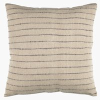 Cushion ENGKARSE 45x45 beige