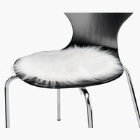 Chair cushion HORN D34 white