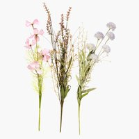 Artificial flowers LINUS H60cm asstd.