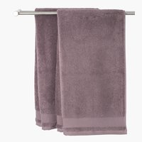 Guest towel NORA 40x60 purple