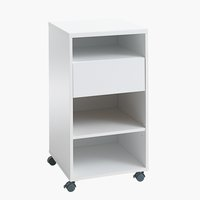 Drawer unit HERLEV 1 drawer white