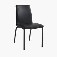 Καρέκλα τραπεζ. ASAA μαύρο