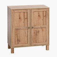 Cabinet SKALS 2 doors oak