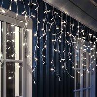 Lichtsnoer GUTTORM ijspegel m/LED