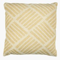 Coussin ENGSYRE 45x45 jaune